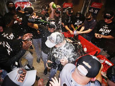 NY Yankees: Bronx Boozin' to Celebrate ALDS Win
