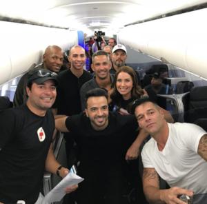 Jorge Posada's Famous Friends