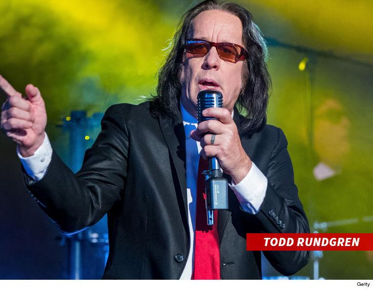 Melissa Etheridge Amp Todd Rundgren Arrested For Drugs At U