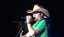 Jason Aldean's Message to Evildoers in Onstage Return: 'F*** You!!!'