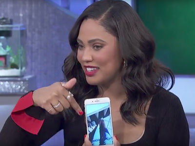 Steph Curry Has a Foot Fetish, Wife Ayesha Says