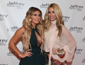 Kim Zolciak and Brielle Biermann -- Together Photos