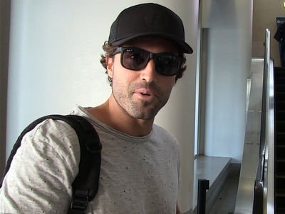 Brody Jenner Seems Distant from Kardashian Family