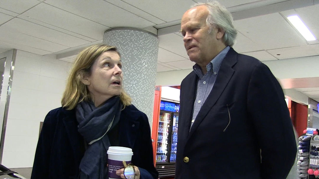 Dick ebersol and susan st james