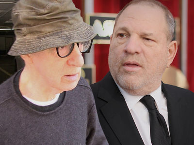 Woody Allen Feels 'Sad' for Harvey Weinstein, Hopes Against a Witch Hunt (UPDATE)