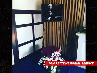 Tom Petty, Private Funeral Service Attended by Family