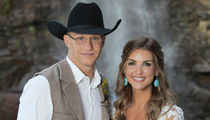 Jewel's Ex-Husband, Ty Murray, Gets Hitched Again in Country Waterfall Wedding