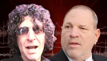 Harvey Weinstein Told Howard Stern Producers Don't Get Sex Like the Old Days