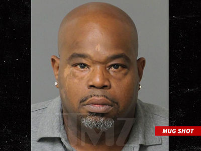 'Lean on Me' Star Jermaine Hopkins Busted for 5.7 Pounds of Weed