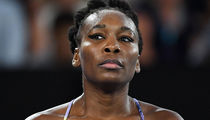Venus Williams Dodging Grilling from Attorneys in Fatal Accident ... Claims Barson Family