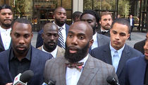 NFL's Malcolm Jenkins: Kaepernick Invited to Owners' Meeting, Didn't Show (UPDATE)