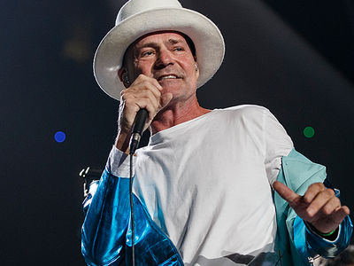 The Tragically Hip Singer Gord Downie Dead At 53 From Brain Cancer
