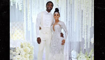 Gucci Mane Marries Keyshia Ka'oir in All-White Wedding