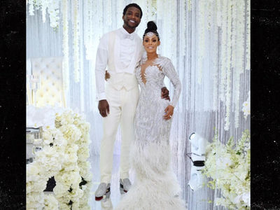 Gucci Mane Marries Keyshia Ka'oir in All-White Wedding