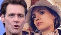 Jim Carrey Says He Has Proof Deceased Girlfriend Phonied Records to Extort Him