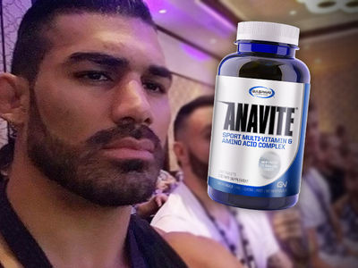 UFC Fighter Sues Vitamin Company, You Snuck Steroids Into Workout Supplement