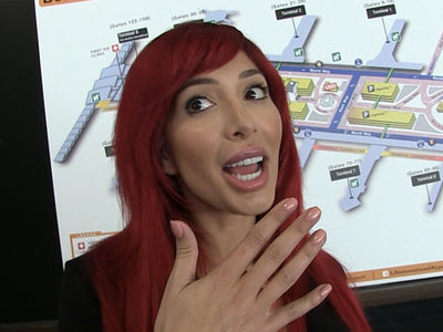Farrah Abraham Says She's Anally Inspiring Couples with 'God Given' Gift
