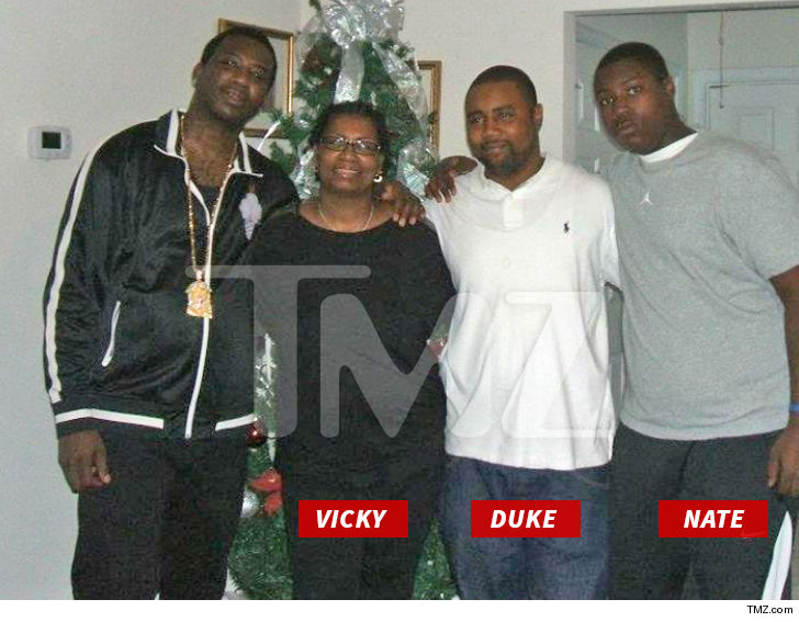 8ed53286a782 Gucci Mane s Brother Terribly Sad He and Mom Weren t Invited to ...