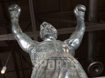 'Rocky III' Backup Statue Hits Auction Block, Could Fetch $1 Mil