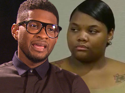Usher's Herpes Lawsuit, Not Everyone Wants a Piece of It
