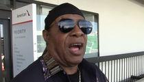 Stevie Wonder: Hey Dodgers Call Me, I'll Do Anthem On Harmonica