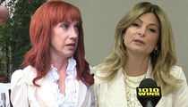 Kathy Griffin Cuts Ties with Lisa Bloom Over Trump Beheading Photo, Press Conference