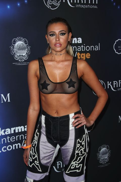 maxim halloween party 2017