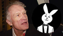 Playboy Files to Protect Retro Bunny Logo, Even After Hugh Hefner's Death