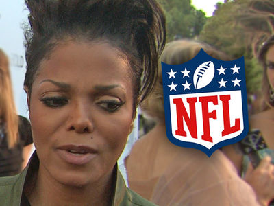 Janet Jackson NOT Banned from Super Bowl Halftime, NFL Says