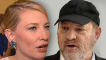 Cate Blanchett's Message to Hollywood's Harvey Weinsteins, 'We Don't Want to F*** You'