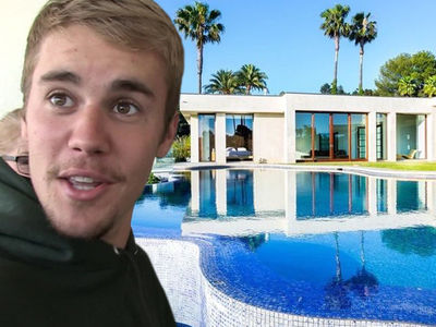 Justin Bieber's Beverly Hills House is a Hollywood Filming Hot Spot