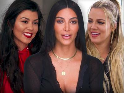 Kardashian's $150 Million TV Deal Lines Big Sisters' Pockets the Most