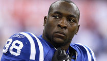 Robert Mathis Admitted Booze and Sleeping Pill, Cops Say