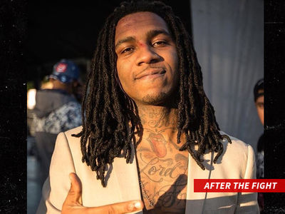 Lil B Jumped and Robbed at Rolling Loud Festival
