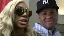 Tamar Braxton Says No Reunion with Vincent Herbert, It's All for Their Son