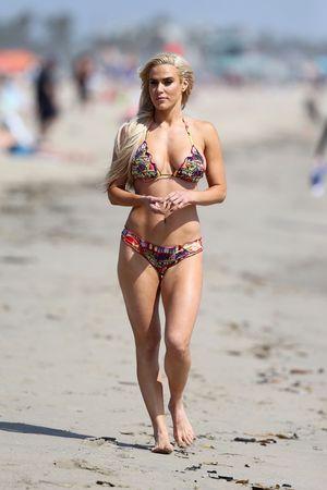 WWE Superpstar Lana -- Bikini Diva