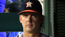 Astros' Manager A.J. Hinch in Bar Altercation, Cops Called