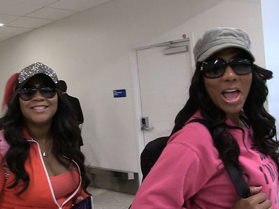 Tamar Braxton's Sisters Flock to L.A. to Support Her Through Divorce