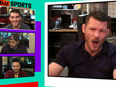 Michael Bisping Goes Off On Gym Fight Accuser
