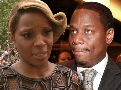 Mary J. Blige Demands $6 Mil from Estranged Husband