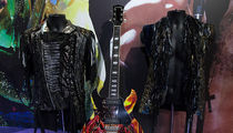Prince Exhibit Opens at London's O2 Arena