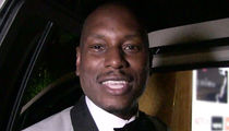 Tyrese Will Be Allowed to Visit His Daughter
