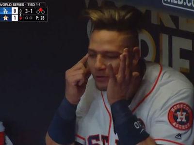 Astros Yuli Gurriel Mocks Asians with Racist Gesture (UPDATE)