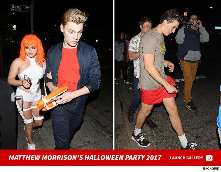 Matthew Morrisons Halloween Party Draws Tons Of Celebrities Tmzcom