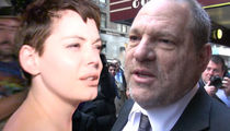 Rose McGowan Says She Was Offered $1 Million in Hush Money from Harvey Weinstein