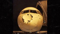 OKC Thunder's Dented Plane Has Been Repaired, Ready to Fly
