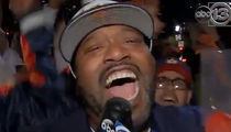 Bun B Grabs Local News Mic, Goes Off Over Astros Victory!