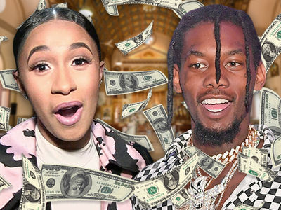 Cardi B and Offset Wanted for TV Wedding Special