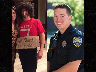 Colin Kaepernick Mocked By Univ. Of Nevada Reno Cop at Halloween Party