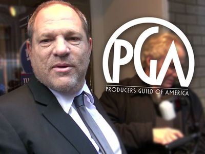 Harvey Weinstein Banned for Life from Producers Guild of America
